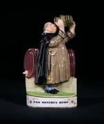 Early Minton Figure c.1825 Drink, or The Friar