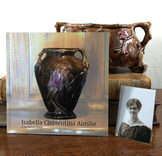 Isabella Clementina Ainslie of the Harvey School, NEW BOOK 2013-0